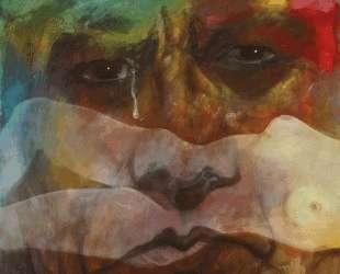 Self portrait — Рамон Овьедо