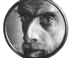 Self-Portrait II — Мауриц Корнелис Эшер