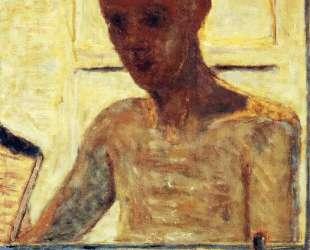 Self Portrait in a Shaving Mirror — Пьер Боннар