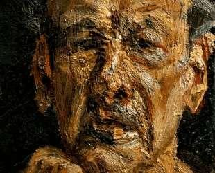 Автопортрет, отражение — Люсьен Фрейд