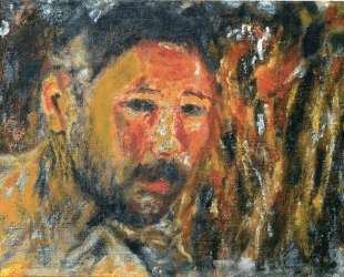 Self Portrait with a Beard — Пьер Боннар