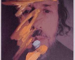 Self-portrait with yellow — Ричард Гамильтон
