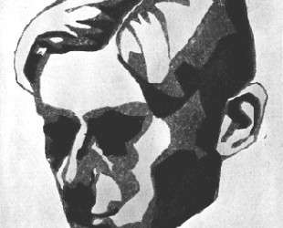 Self-portrait — Август Маке