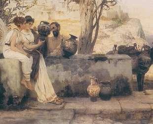Seller vases — Генрих Семирадский