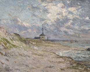 Semaphore of the Beg-Meil, Brittany — Максим Мофра