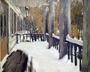 Сентябрьский снег — Игорь Грабарь
