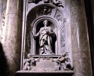 Гроб Матильды, Великой Графини — Джан Лоренцо Бернини