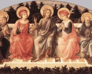 Seven Saints — Филиппо Липпи