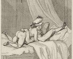 Sex position '69' — Фелисьен Ропс
