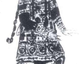 Щеголиха — Николай Рерих