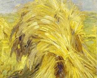Sheaf of Grain — Франц Марк