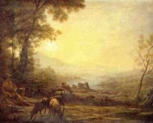 Shepherd — Клод Лоррен