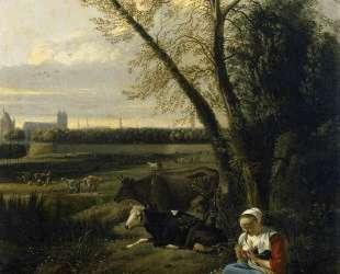 Shepherdess — Ян Сиберехтс