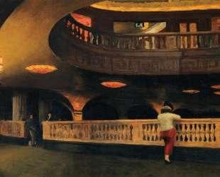 Sheridan Theatre — Эдвард Хоппер