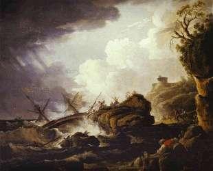 Shipwreck — Теодор Жерико