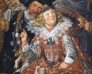 Shrovetide Revellers (The Merry Company) — Франс Халс
