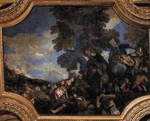Siege of Scutari — Паоло Веронезе