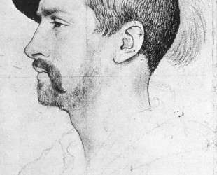 Simon George of Quocote — Ганс Гольбейн Младший