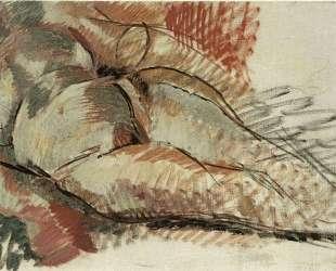 Simultaneous Nude — Умберто Боччони