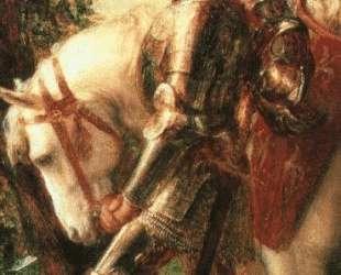 Sir Galahad — Джордж Фредерик Уоттс