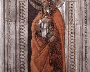 Сикстус II — Сандро Ботичелли