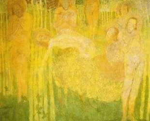 Sketch for fresco — Казимир Малевич