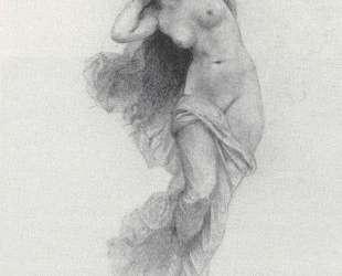 Sketch for Night — Вильям Адольф Бугро