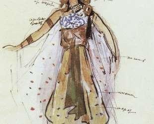 Рабыня из свиты Шемаханской царицы — Константин Коровин