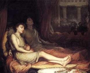 Сон и его сводный брат Смерть — Джон Уильям Уотерхаус