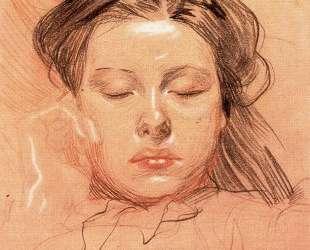 Sleeping Face — Франтишек Купка
