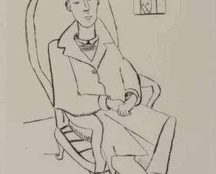 Спящий мужчина — Луиза Буржуа