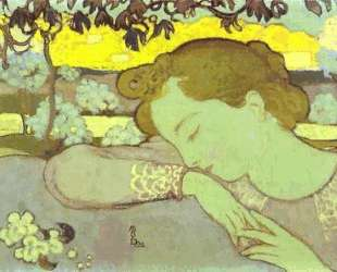 Sleeping Woman — Морис Дени