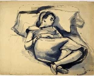 Sleeping Woman — Уилл Барнет