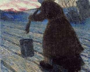 В гололедицу — Игорь Грабарь
