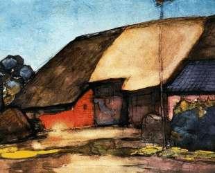 Маленькая ферма в Нистельроде — Пит Мондриан