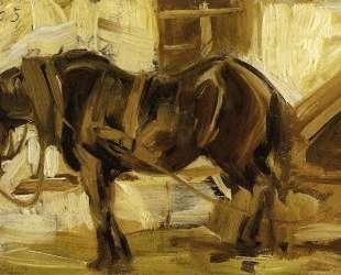 Small Horse Study — Франц Марк
