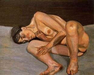 Маленький портрет обнаженной — Люсьен Фрейд