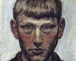 Small Self-Portrait — Отто Дикс
