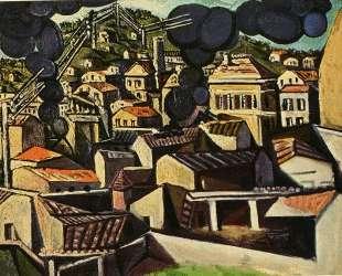 Smoke over Vallauris — Пабло Пикассо