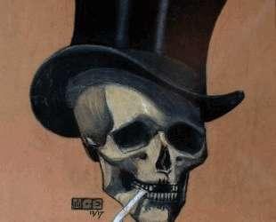 Smoking Warning — Мауриц Корнелис Эшер