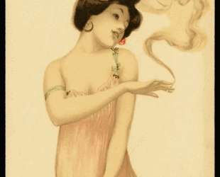 Smoking Women — Рафаэль Кирхнер