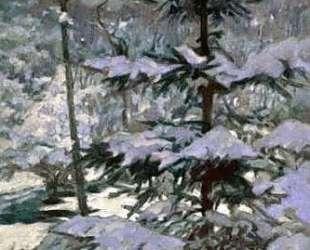 Snow in the Morning — Николай Богданов-Бельский