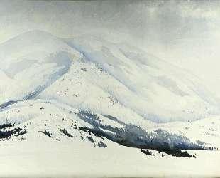 Snowy Mountain — Эйвинд Эрл