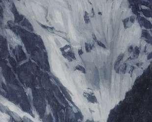 Снежные горы — Василий Суриков