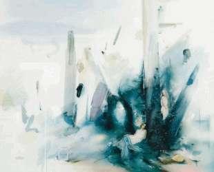 Soft Blue Landscape — Ричард Гамильтон