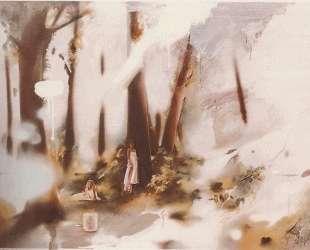 Soft Pink Landscape — Ричард Гамильтон