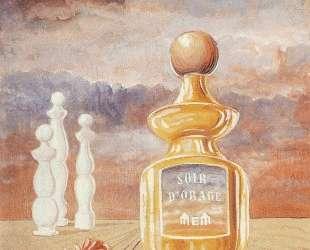 Soir d'orage, strange perfume by mem — Рене Магритт