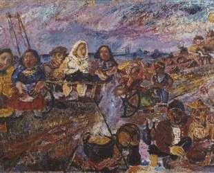 Песнь урожая — Давид Бурлюк