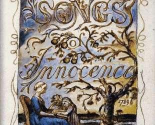 Песни Невинности — Уильям Блейк