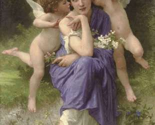 Songs of Spring — Вильям Адольф Бугро